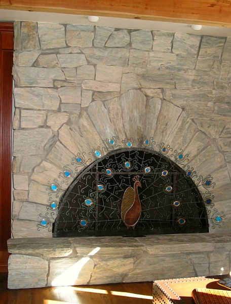 Fireplace Doors & Accessories, Ornamental Ironwork by ...