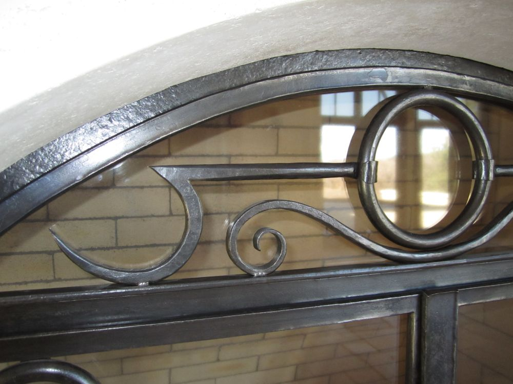fireplace doors   accessories  ornamental ironwork by gas fireplace decorative fronts Changing a Fireplace Front